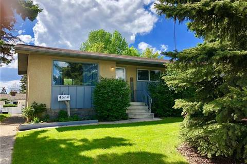 House for sale at 4314 54 Ave Olds Alberta - MLS: C4249361