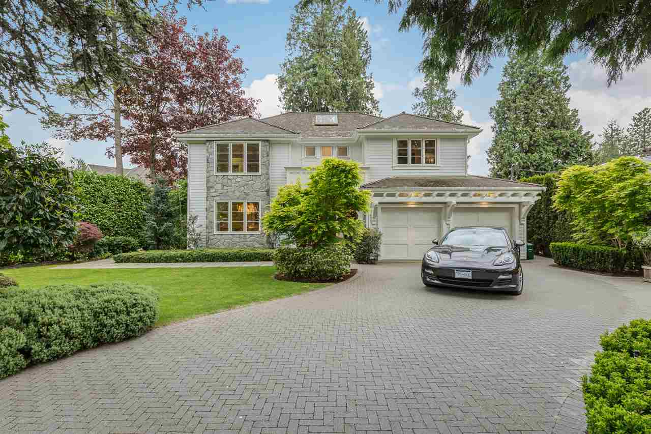 Sold: 4314 Erwin Drive, West Vancouver, BC