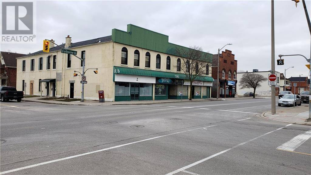 Commercial property for lease at 432 Colborne St Brantford Ontario - MLS: 30796620
