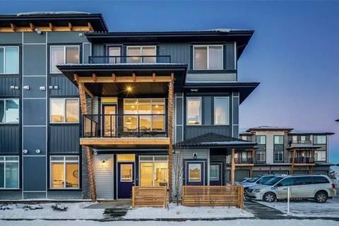 Townhouse for sale at 4315 Seton Dr Southeast Calgary Alberta - MLS: C4294546