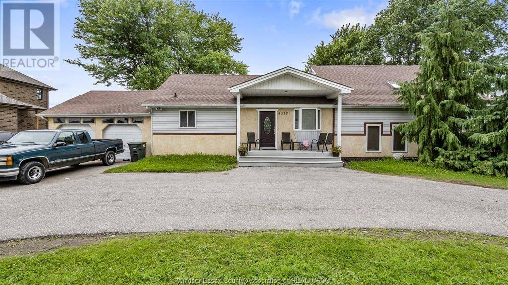 House for rent at 4315 Sixth Concession Rd Windsor Ontario - MLS: 19025287