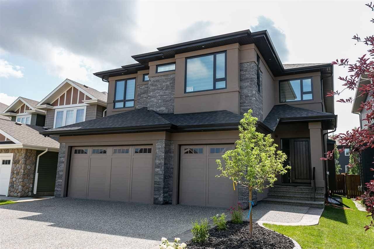 House for sale at 4315 Whitelaw Wy Nw Edmonton Alberta - MLS: E4168037