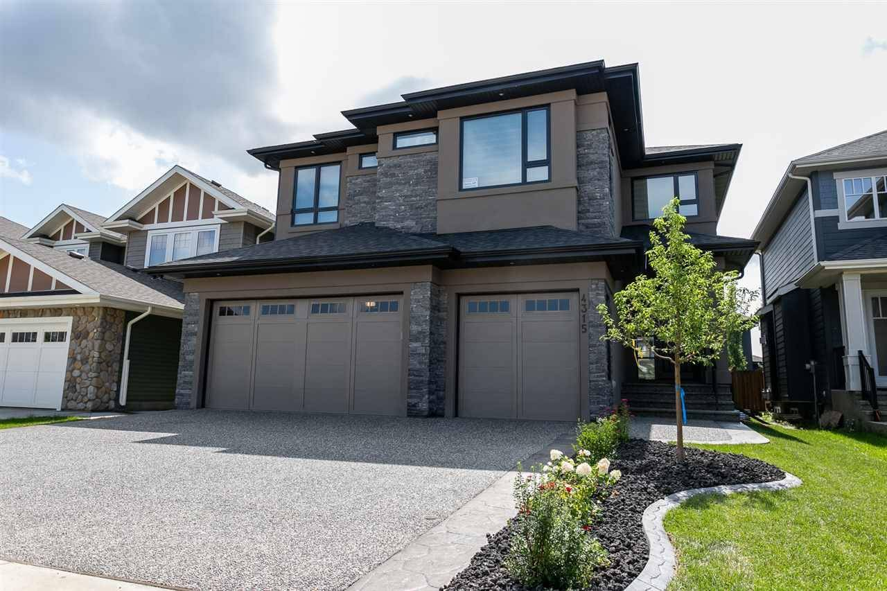 House for sale at 4315 Whitelaw Wy Nw Edmonton Alberta - MLS: E4182155