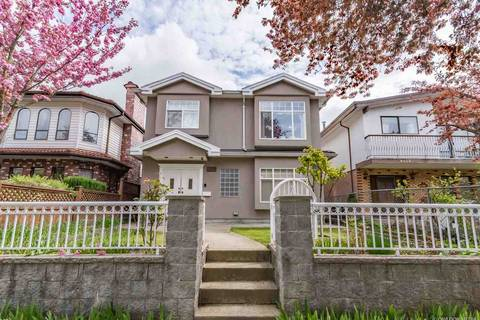 House for sale at 4318 Prince Albert St Vancouver British Columbia - MLS: R2362384