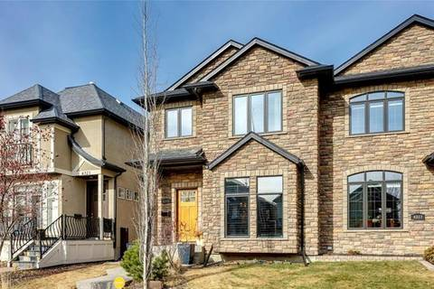 Townhouse for sale at 4319 16a St Southwest Calgary Alberta - MLS: C4240727
