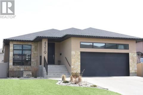 House for sale at 4319 Sandpiper Cres E Regina Saskatchewan - MLS: SK767528