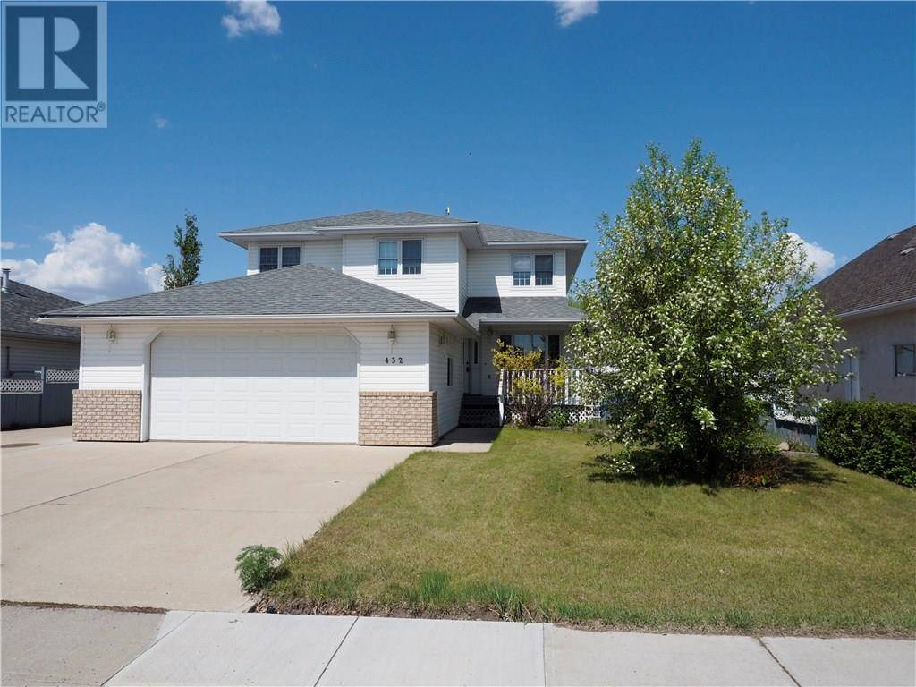 House for sale at 432 1 St Nw Linden Alberta - MLS: ca0136253