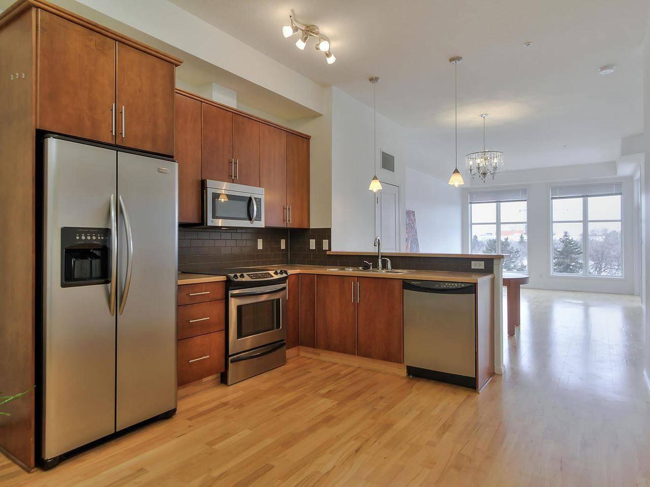 Condo for sale at 10531 117 St Nw Unit 432 Edmonton Alberta - MLS: E4185750