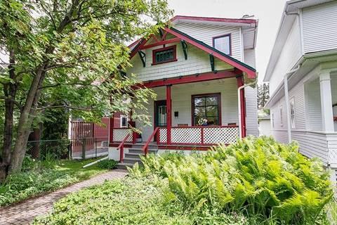 House for sale at 432 12 St Northwest Calgary Alberta - MLS: C4258877