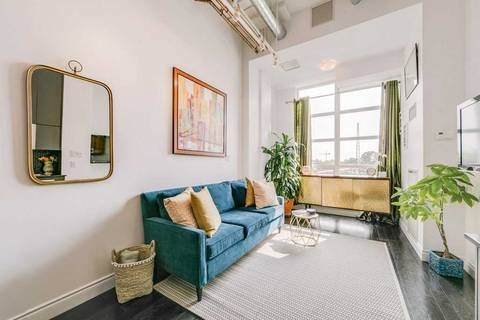 Condo for sale at 380 Macpherson Ave Unit 432 Toronto Ontario - MLS: C4513860