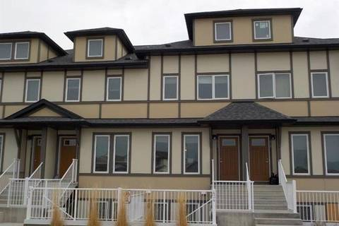 Townhouse for sale at 50 Westland Rd Unit 432 Okotoks Alberta - MLS: C4234167