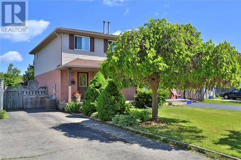 House for sale at 432 Benesfort Ct Kitchener Ontario - MLS: 30742544