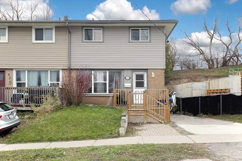 Townhouse for sale at 432 Bloor St Oshawa Ontario - MLS: E4740092