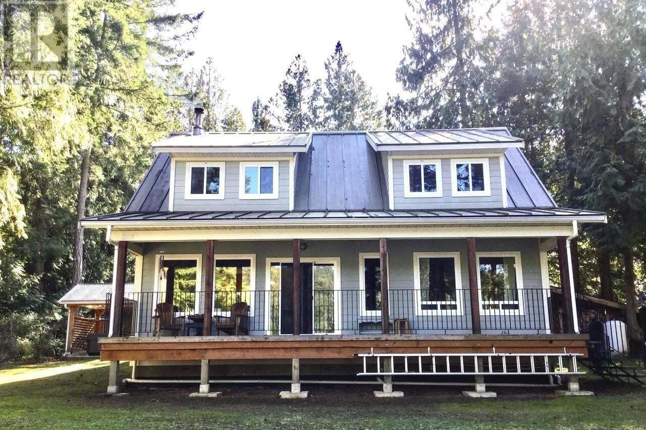 House for sale at 432 Coho  Mudge Island British Columbia - MLS: 836016