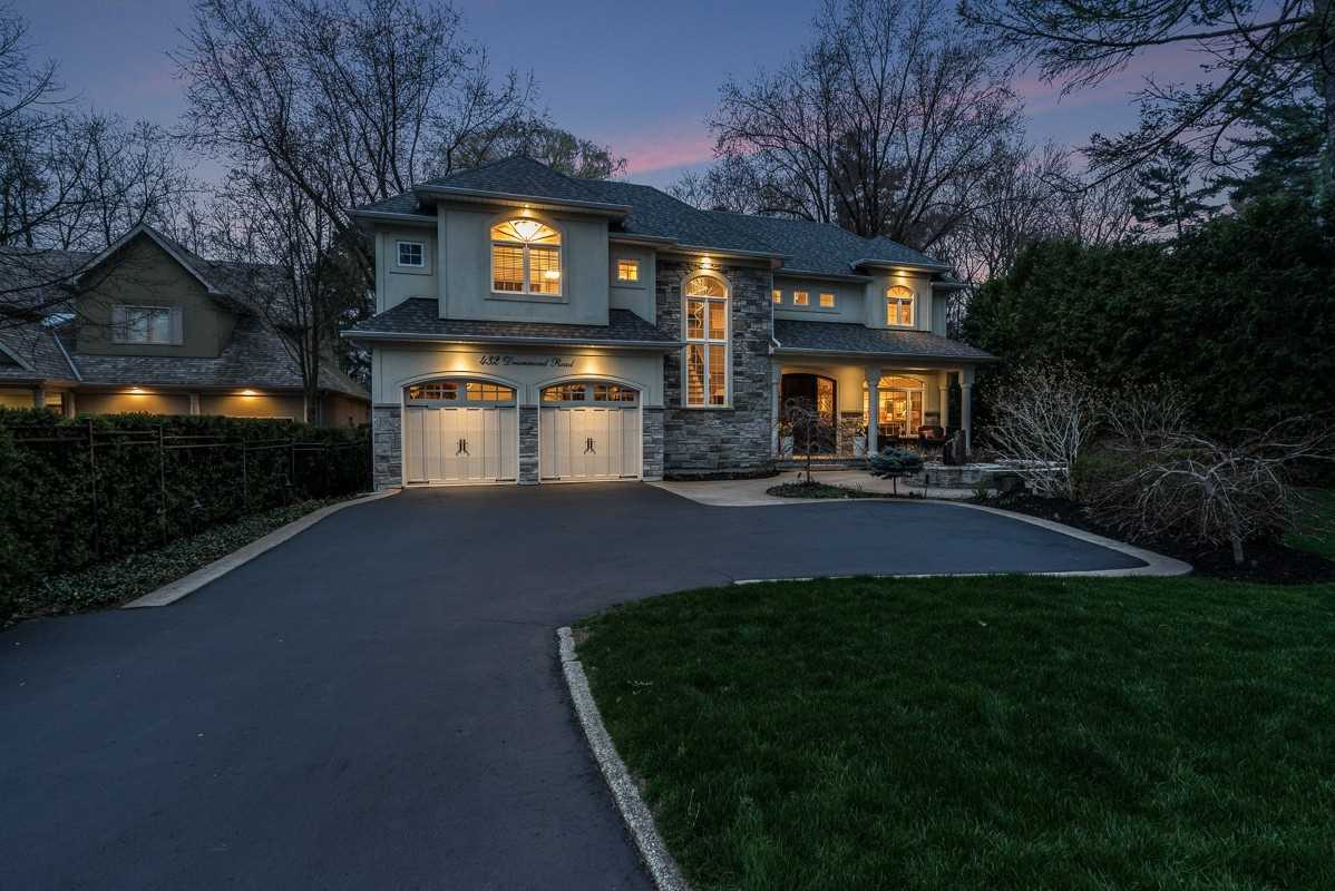 For Sale: 432 Drummond Road, Oakville, ON | 4 Bed, 5 Bath House for $2488000.00. See 20 photos!