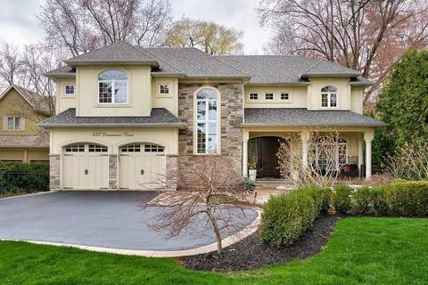 House for sale at 432 Drummond Rd Oakville Ontario - MLS: W4692265