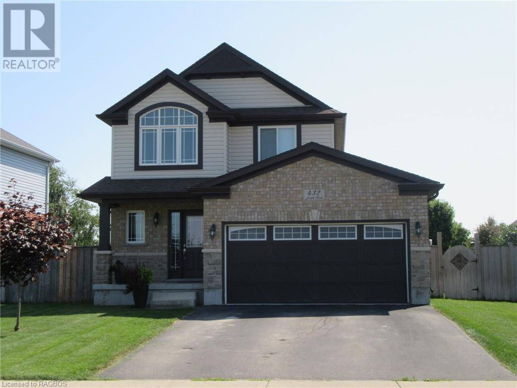 House for sale at 432 Joseph St Saugeen Shores Ontario - MLS: 213361