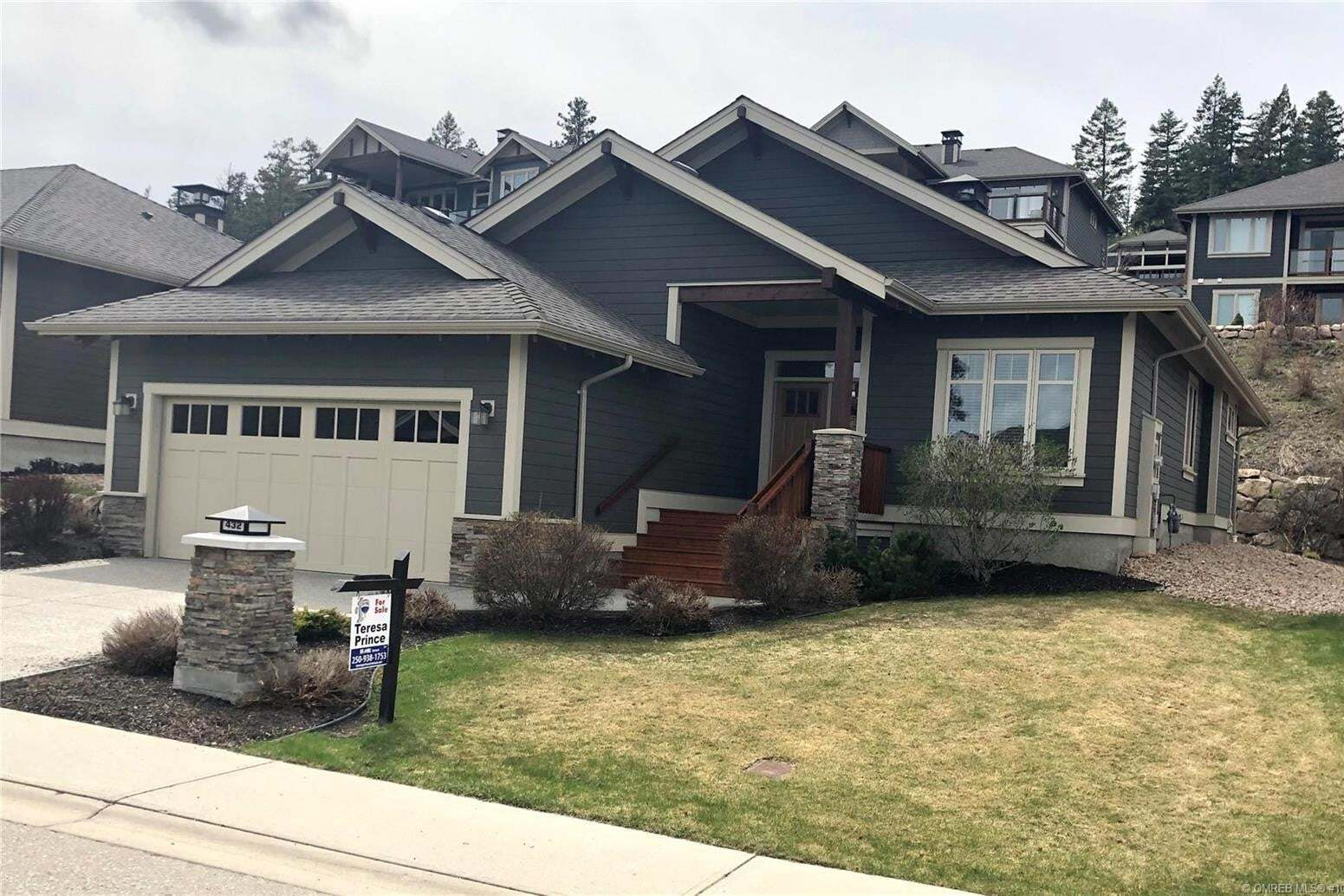 House for sale at 432 Longspoon Dr Vernon British Columbia - MLS: 10197888