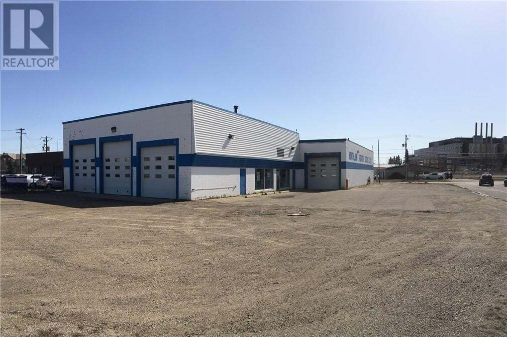 Commercial property for sale at 4320 54 Ave Red Deer Alberta - MLS: ca0189978