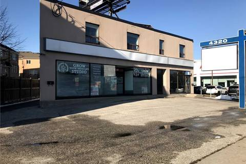 Commercial property for lease at 4320 Kingston Rd Toronto Ontario - MLS: E4699344
