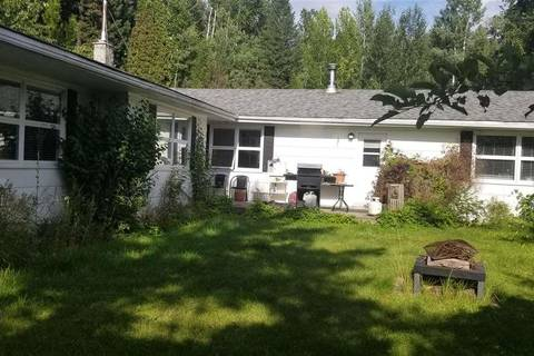 House for sale at 4320 Quesnel-hixon Rd Quesnel British Columbia - MLS: R2388581