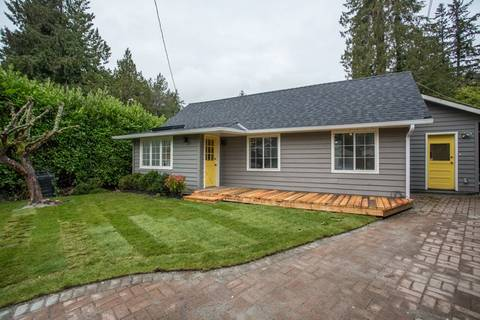 House for sale at 4321 Erwin Dr West Vancouver British Columbia - MLS: R2347662