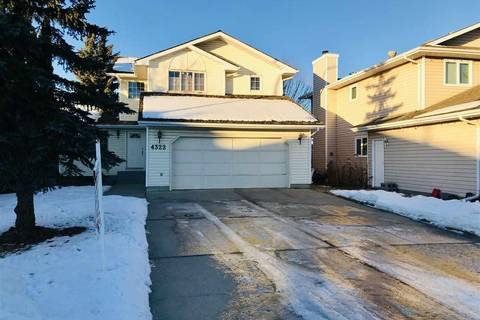 House for sale at 4322 47 St Nw Edmonton Alberta - MLS: E4148733