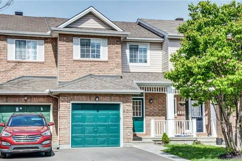 Townhouse for rent at 4322 Owl Valley Dr Ottawa Ontario - MLS: 1158344