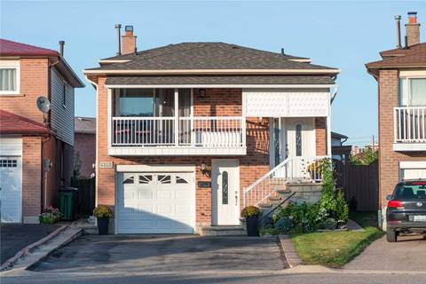 House for sale at 4323 Burnaby Ct Mississauga Ontario - MLS: W4576163