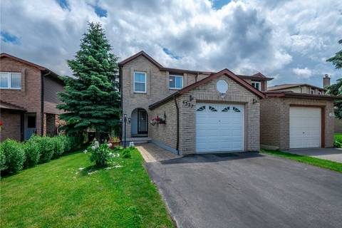 House for sale at 4327 Forest Fire Ln Mississauga Ontario - MLS: W4499166