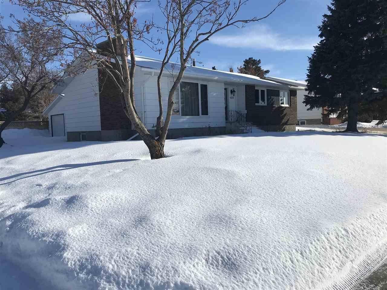 House for sale at 4329 52st  Vegreville Alberta - MLS: E4188448