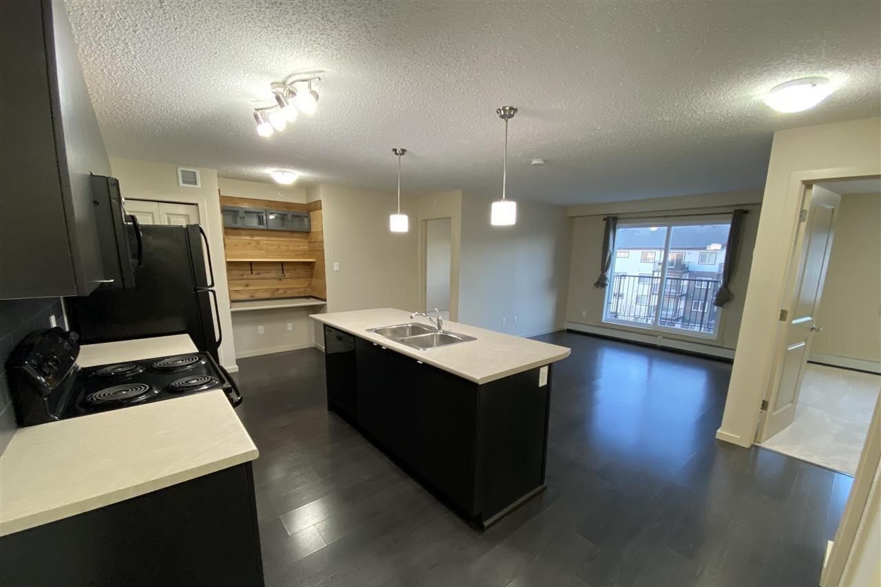 Condo for sale at 504 Albany Wy NW Unit 433 Edmonton Alberta - MLS: E4220542