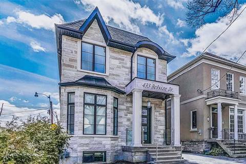 House for sale at 433 Belsize Dr Toronto Ontario - MLS: C4412808