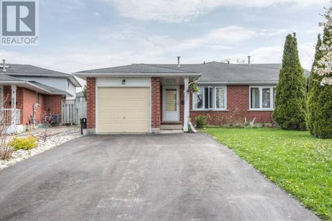 House for sale at 433 Benesfort Ct Kitchener Ontario - MLS: 30735672