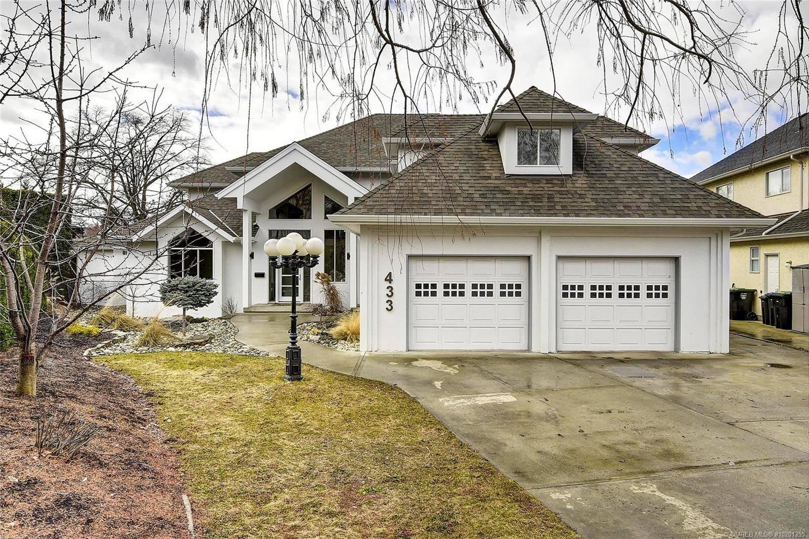 House for sale at 433 Duke Ct Kelowna British Columbia - MLS: 10201355