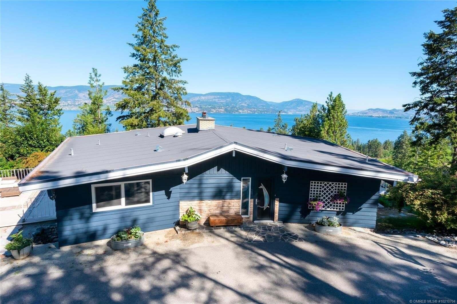 House for sale at 433 Edgemont Ct Kelowna British Columbia - MLS: 10210704