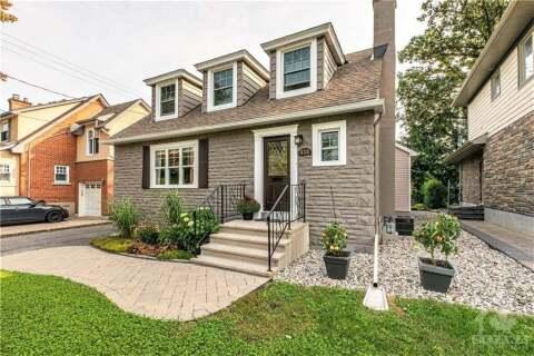 House for sale at 433 Fraser Ave Ottawa Ontario - MLS: 1211822