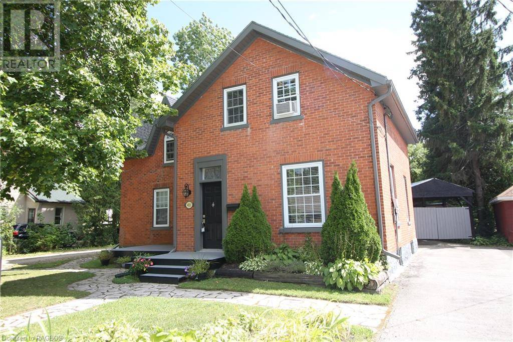 House for sale at 433 George St East Durham Ontario - MLS: 218950