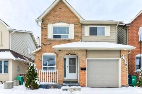 House for sale at 433 Hansen Rd Brampton Ontario - MLS: W4640947