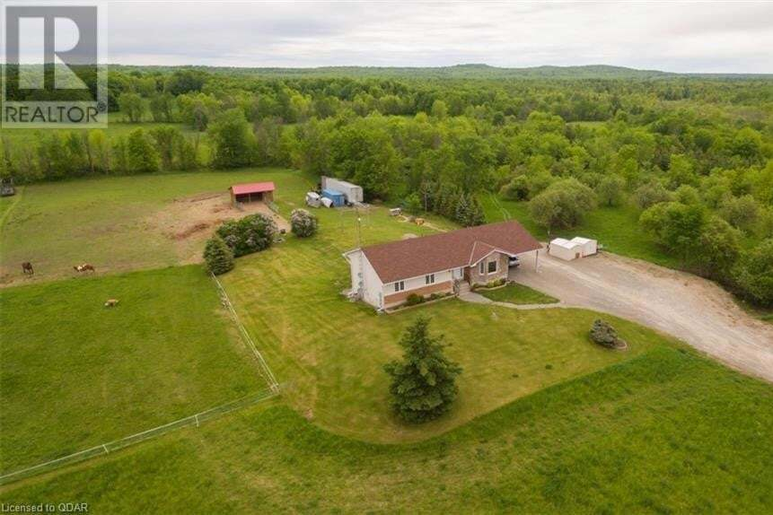 House for sale at 433 Lingham Lake Rd Madoc Ontario - MLS: 262863