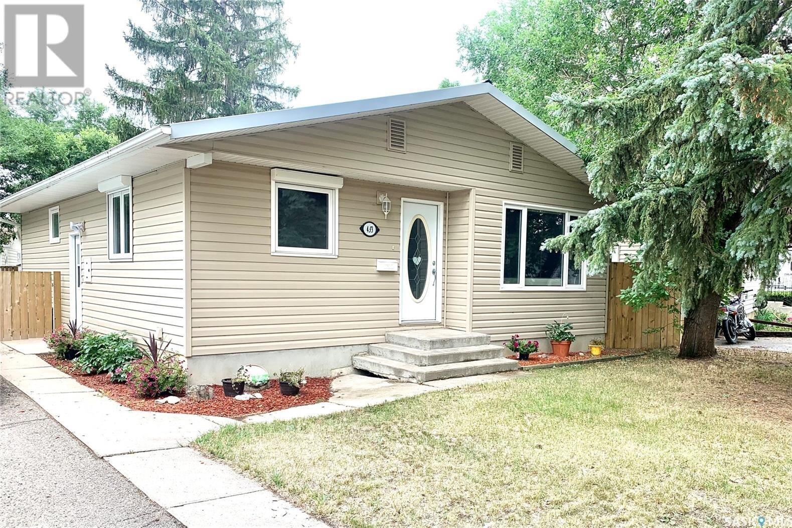 House for sale at 433 Macdonald Dr Swift Current Saskatchewan - MLS: SK838659