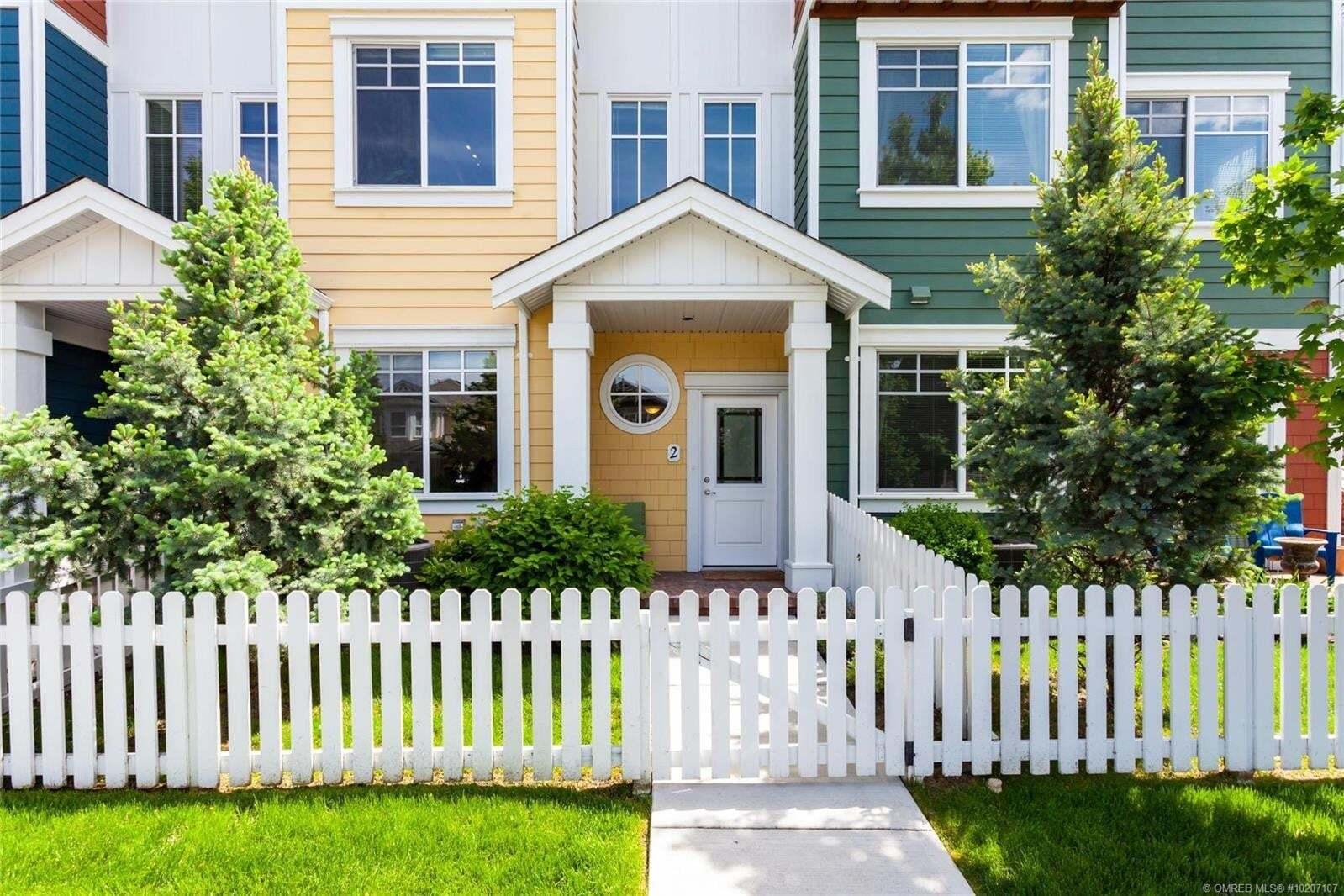Townhouse for sale at 433 Mccarren Ave Kelowna British Columbia - MLS: 10207107