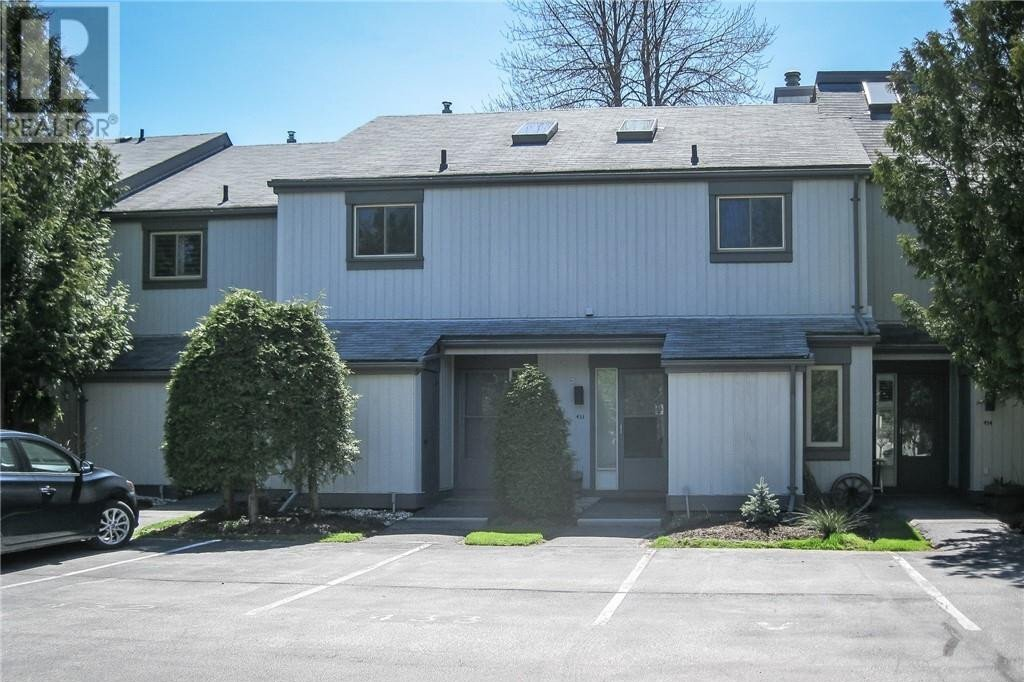 Townhouse for sale at 433 Oxbow Cres Collingwood Ontario - MLS: 40032904