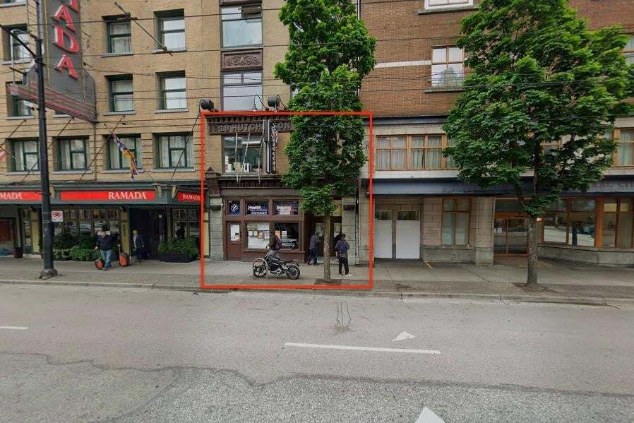 Commercial property for sale at 433 Pender St West Vancouver British Columbia - MLS: C8034839
