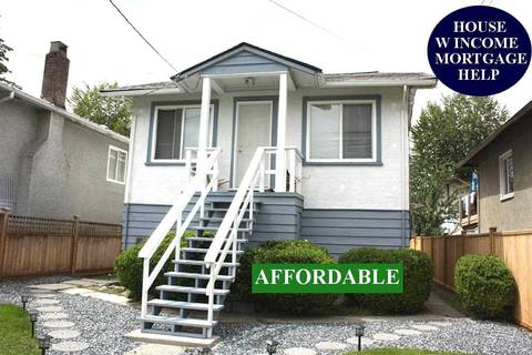 House for sale at 4331 Miller St Vancouver British Columbia - MLS: R2382936