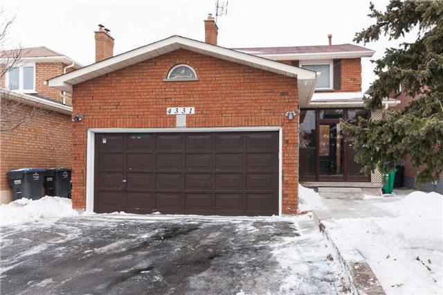 Sold: 4331 Radisson Crescent, Mississauga, ON