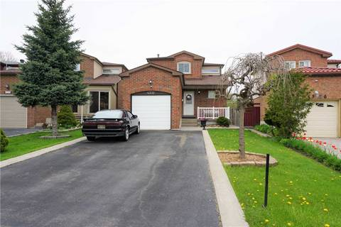 House for sale at 4332 Forest Fire Ln Mississauga Ontario - MLS: W4451315