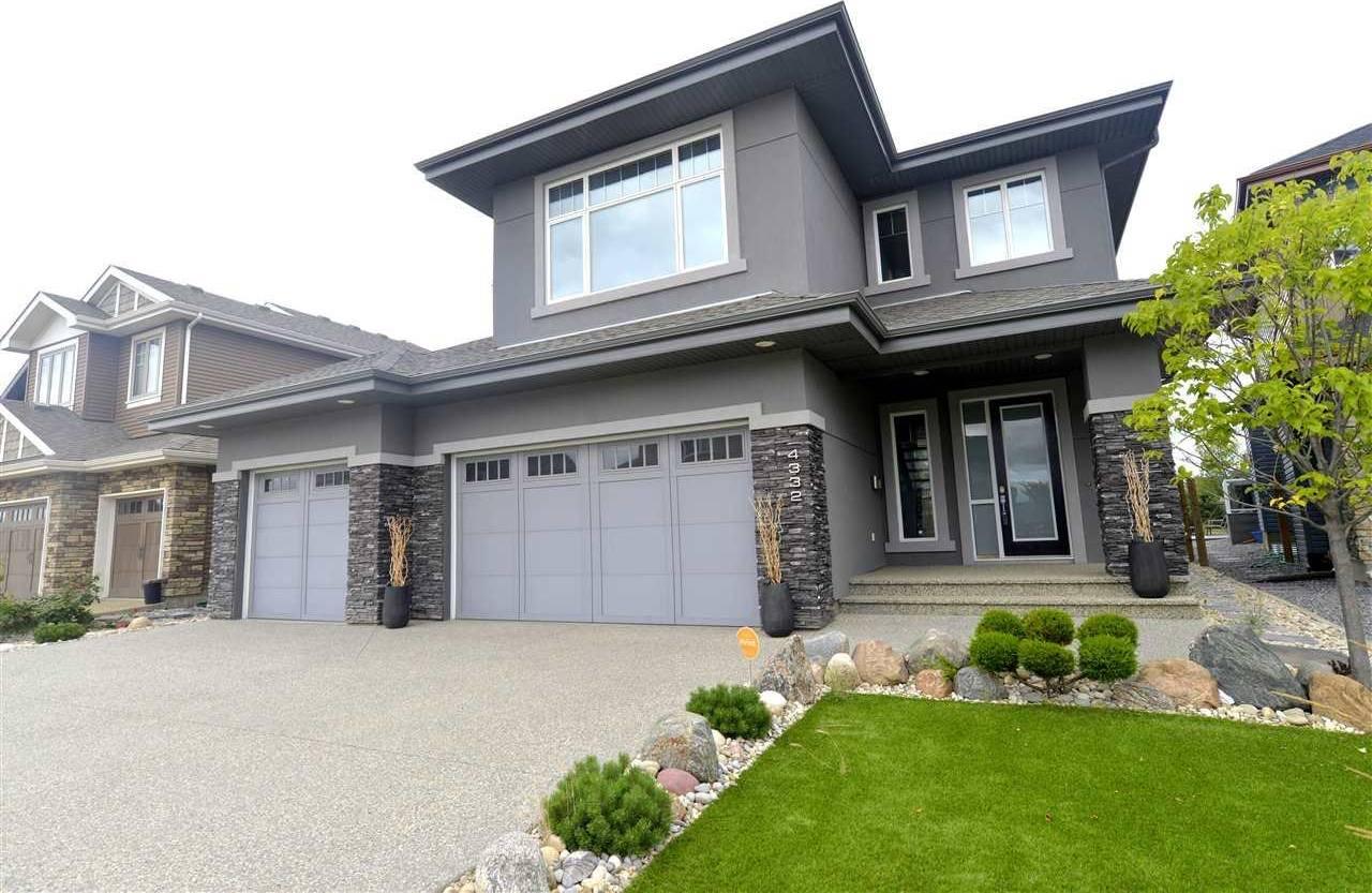 House for sale at 4332 Whitelaw Wy Nw Edmonton Alberta - MLS: E4169188