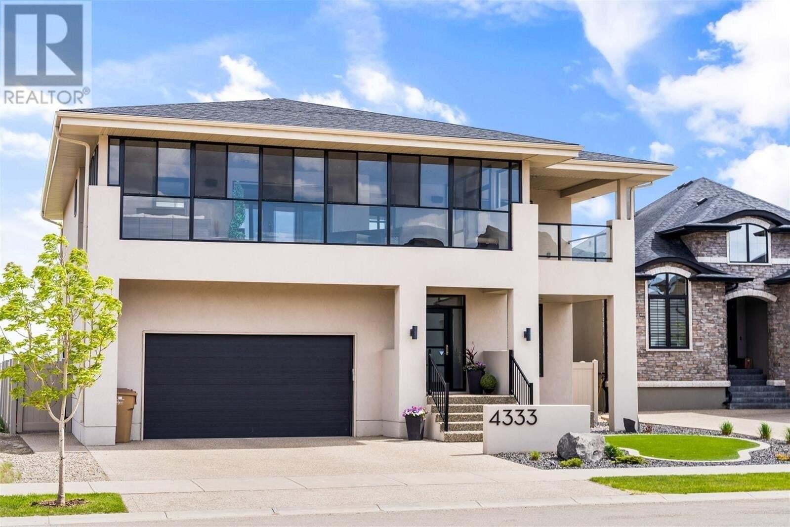 House for sale at 4333 Sage Dr Regina Saskatchewan - MLS: SK817646