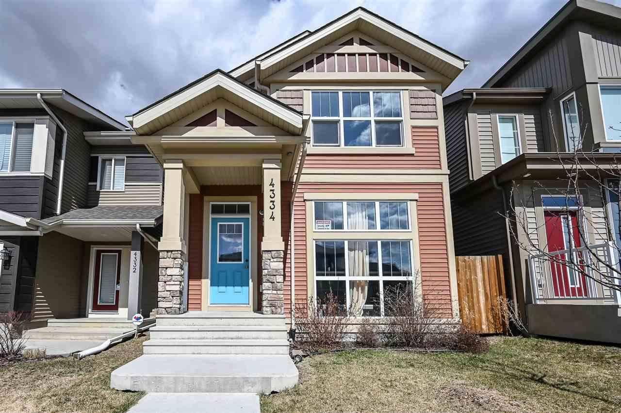 House for sale at 4334 Prowse Li Sw Edmonton Alberta - MLS: E4196413